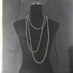 Jewelry - Endless beaded necklace